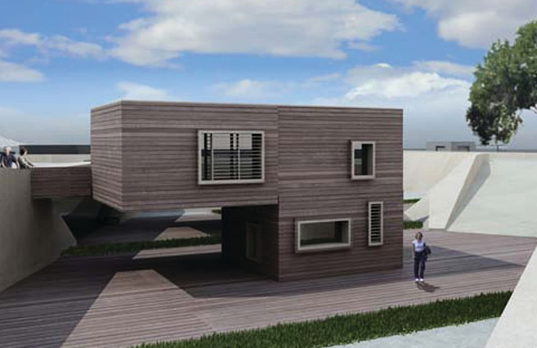 Complesso residenziale - Spagna Case moderne di The Green H LLP Moderno