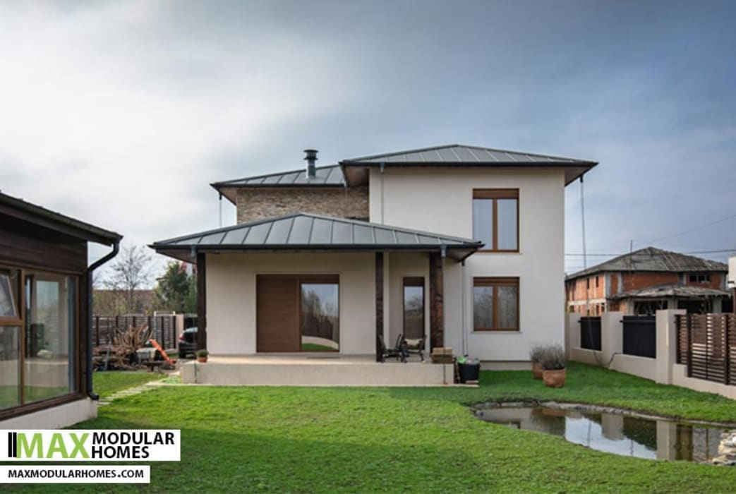 Modular Home - Bravus by Modular Homes Modern Concrete