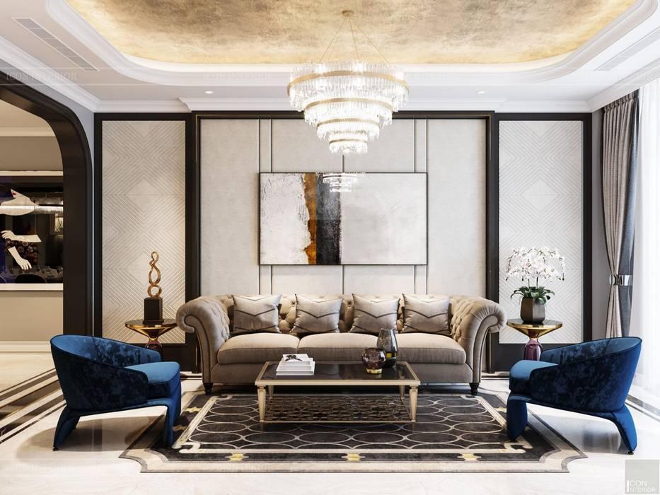 Thiết kế nội thất ICONINTERIOR Modern Living Room