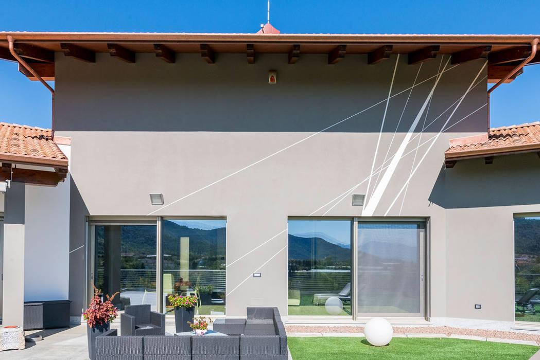 Casa G+L Fei Studio Case moderne