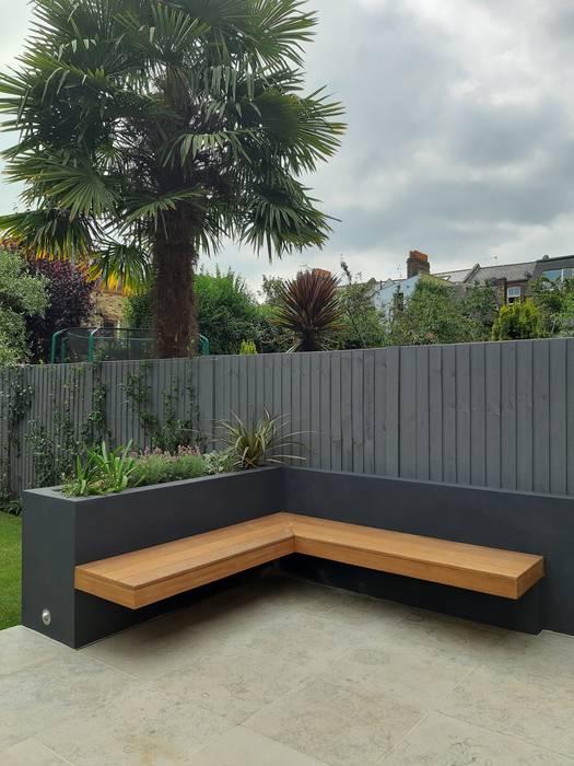 Urban Garden - London Jardins modernos por Clara Guedes - Garden Design Moderno