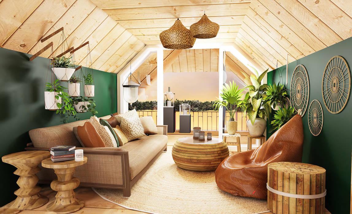 BOHO - Stil von La mila Interior Design Ausgefallen