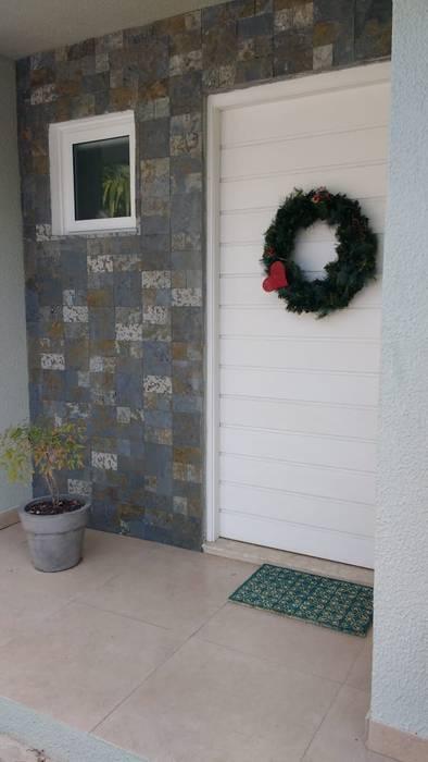 Rebello Pedras Decorativas Rumah Modern Batu Grey