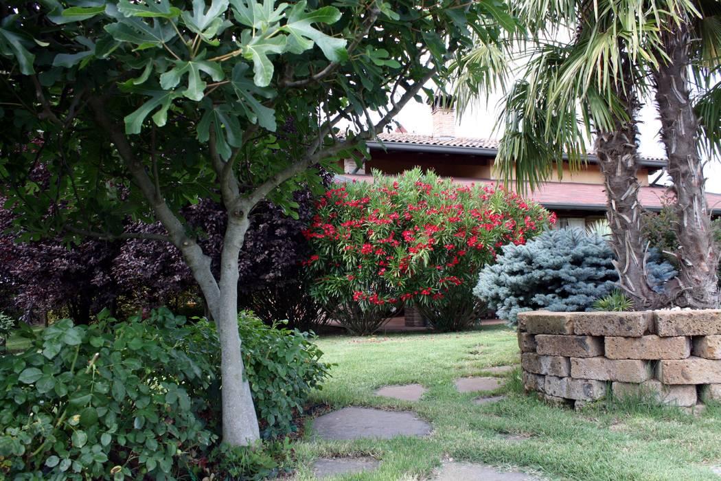 Interior Design Stefano Bergami Classic style gardens