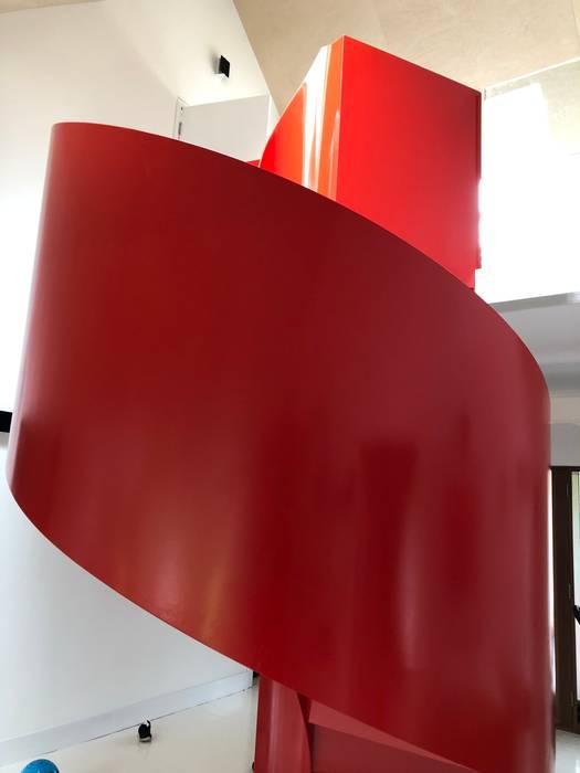 Manchester House van Studio Maurice Shapero Modern