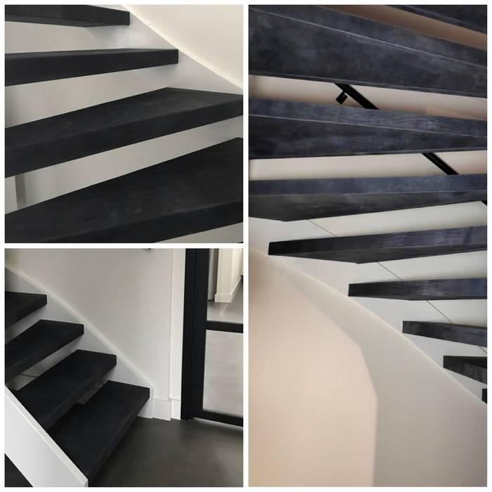 trapbekleding van Lettie Mackay Interieuradvies Modern