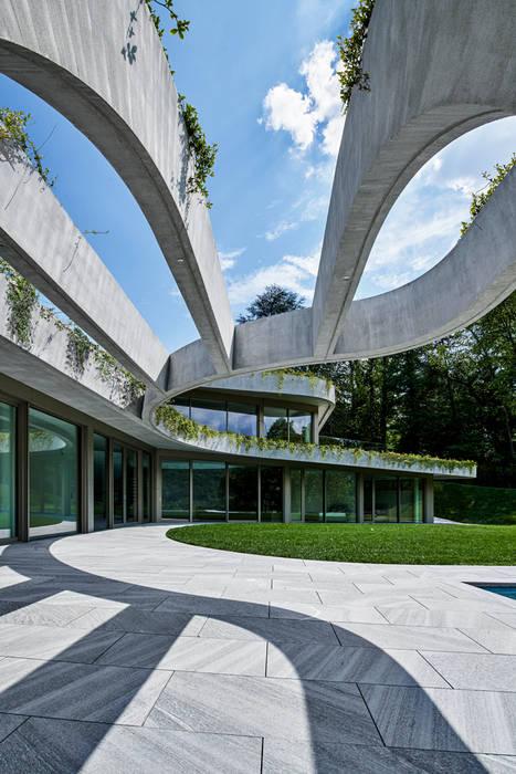 Atelier Alice Trepp Case moderne di Mino Caggiula Architects Moderno