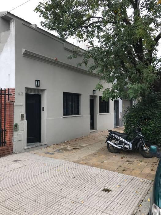 Grupo PZ Single family home Grey