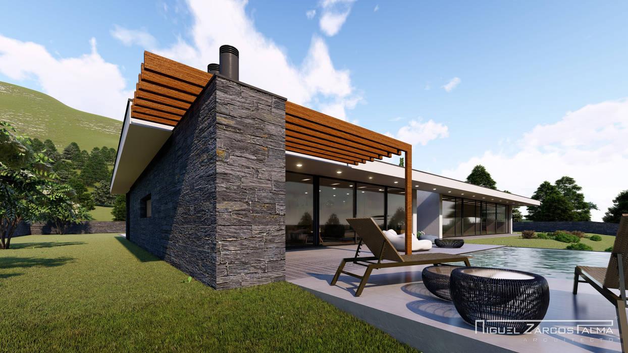Casa da Ilha do Pico Miguel Zarcos Palma Casas mediterrânicas