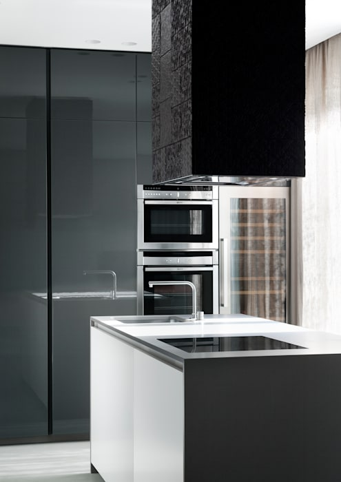 Domenico Mori Built-in kitchens