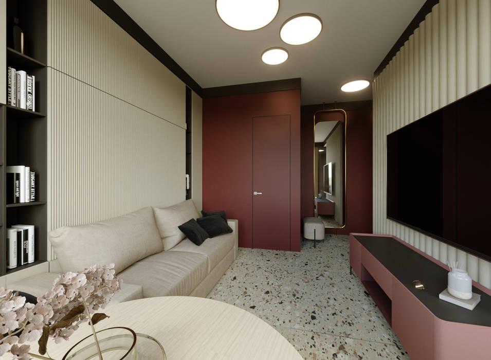 Modern Bedroom by osavchenko Modern