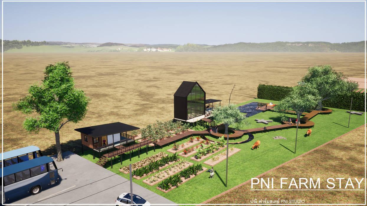 Farmstay ฟาร์มสเตย์ รับเขียนแบบบ้าน&ออกแบบบ้าน บ้านและที่อยู่อาศัย