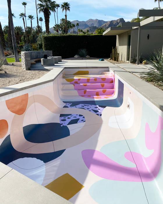 Pool Modern Pool by Bells + Whistles, INC Modern