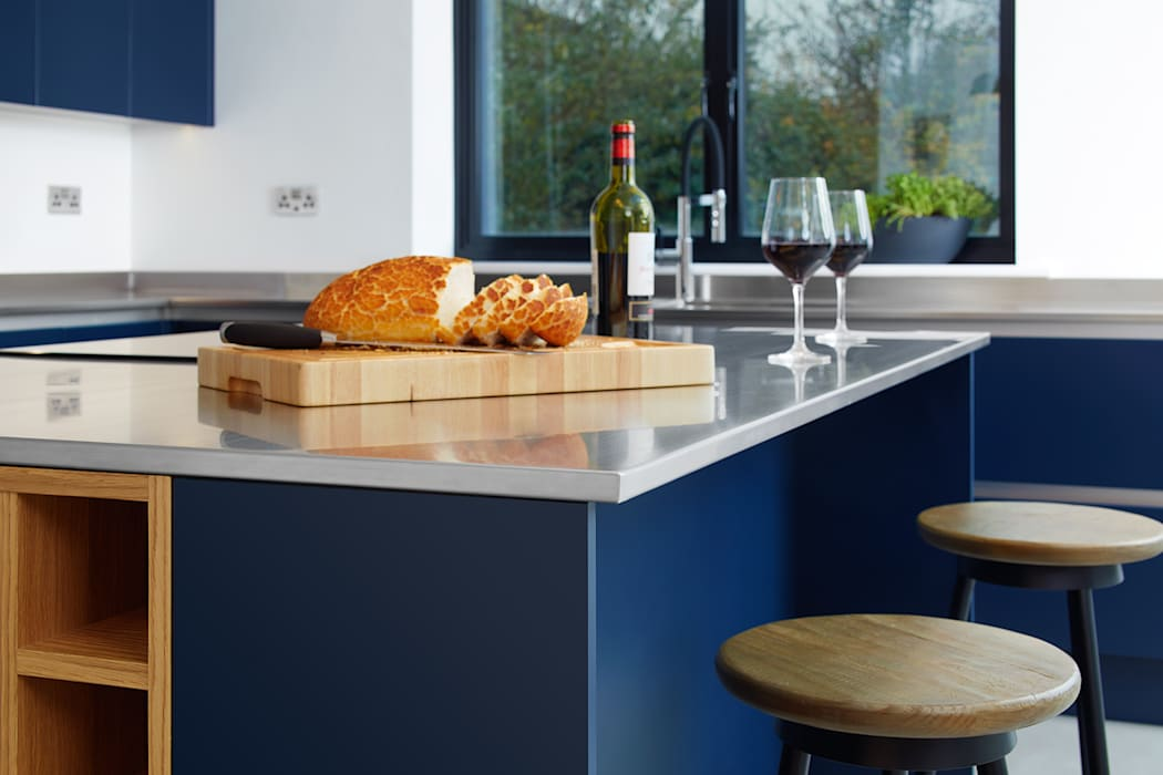 worktop by Matthew Ling Photography Industrial