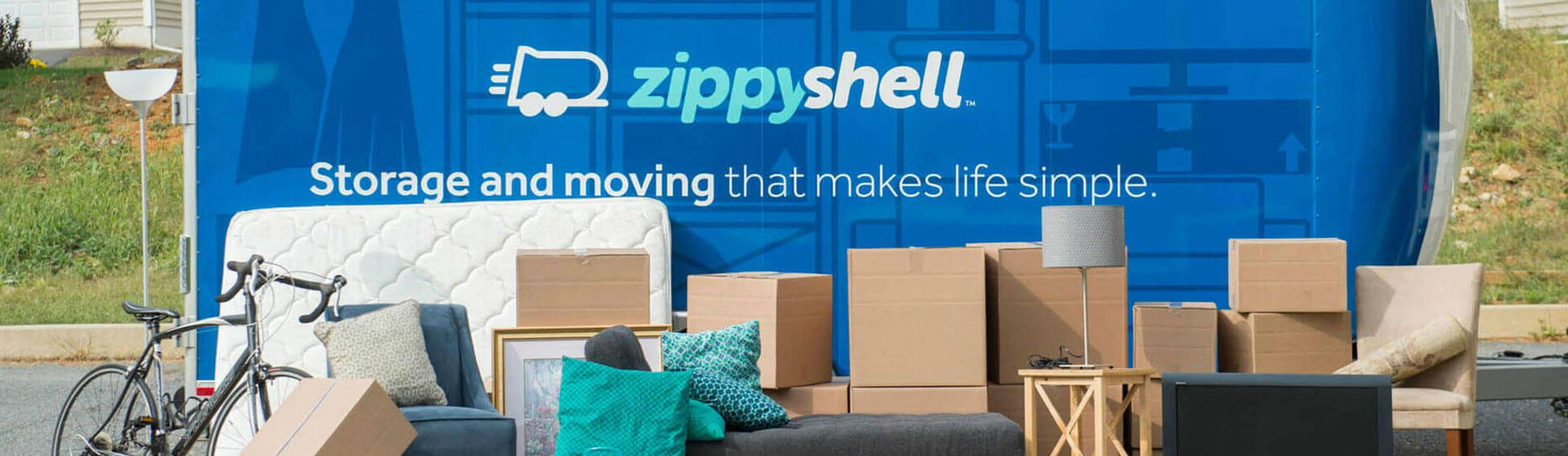 Case in stile industriale di Zippy Shell of Greater Philadelphia Industrial