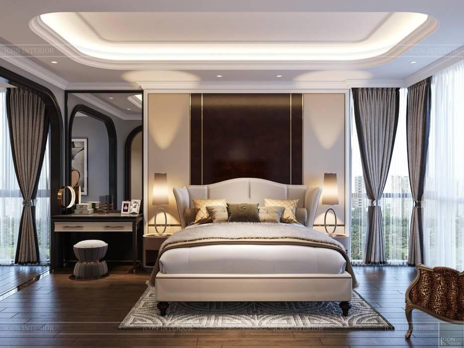 Thiết kế nội thất ICONINTERIOR Small bedroom