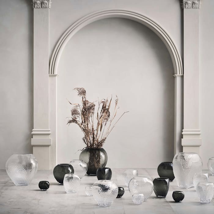Caltha Design Agency Living roomAccessories & decoration Glass Transparent