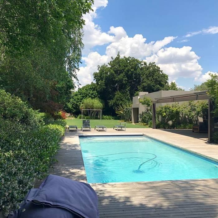 Melrose Home Modern Garden by SimpliMation Pty Ltd Modern