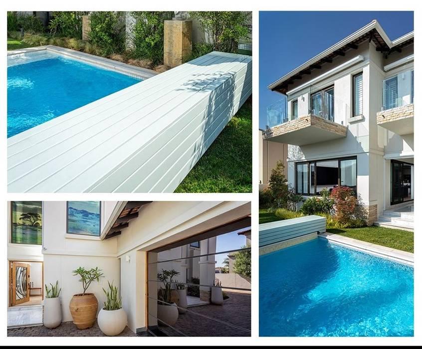 Modern houses by SimpliMation Pty Ltd Modern