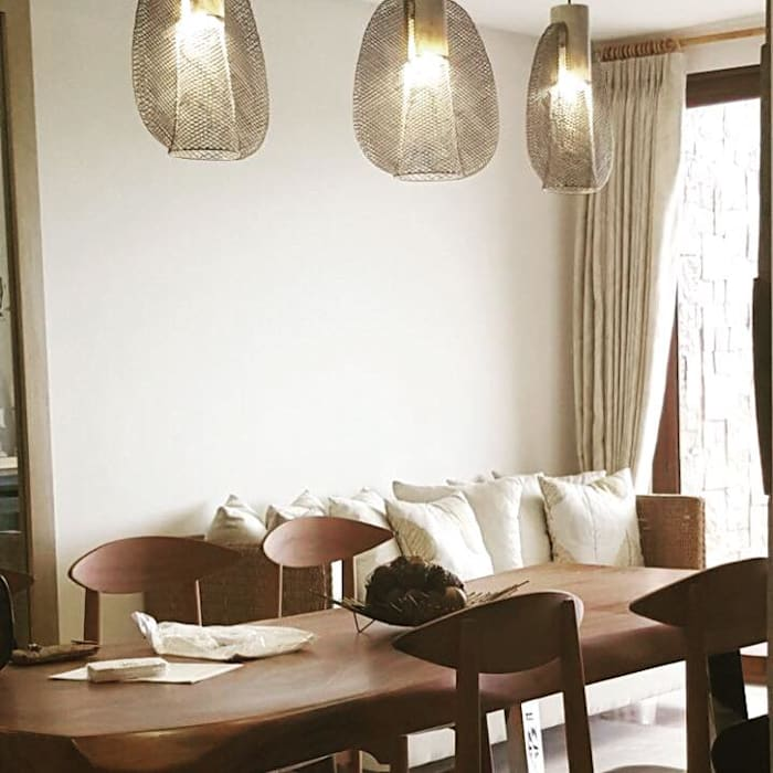 LINDEN SUITES Country style dining room by SPACE PROJECT Country