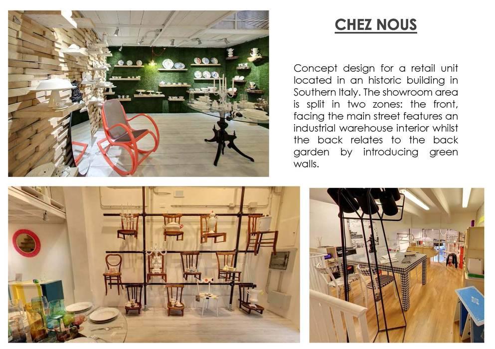 Chez Nous by Archit_Studio2 Industrial