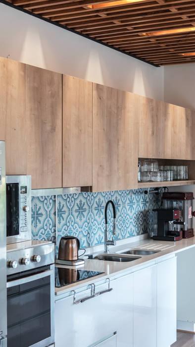 Depto Clericus TRAMA ARQUITECTOS Muebles de cocinas