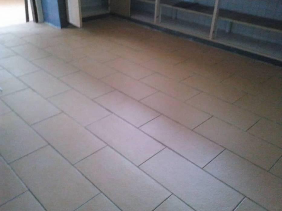 FLOOR TILLING WORKS ELI-RA SDN BHD Floors Tiles Brown