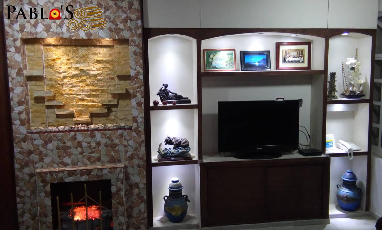 Pablo´S HouseholdAccessories & decoration Parket White