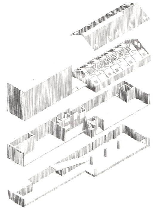 Residências Warehouse Margarida Pablo Casas modernas