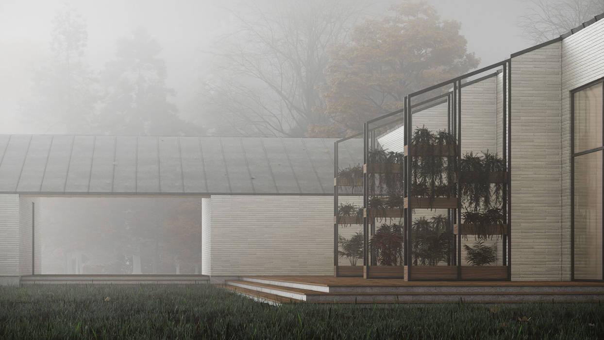 InScale Terrace house