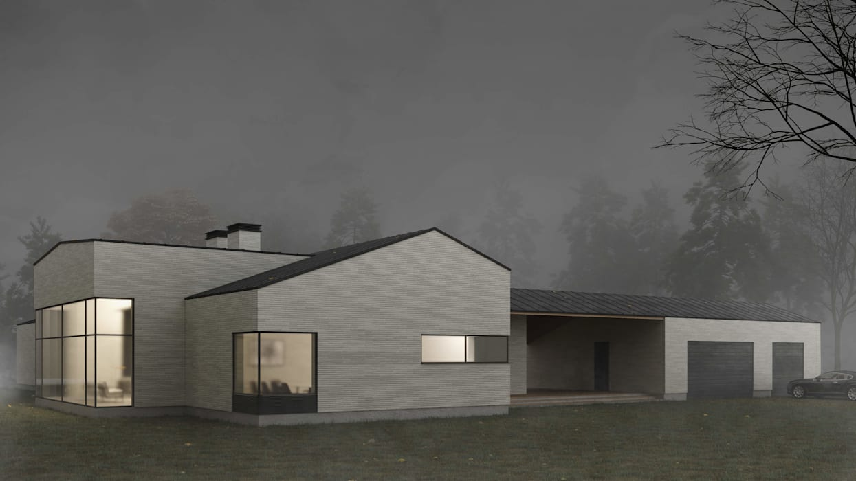InScale Country house