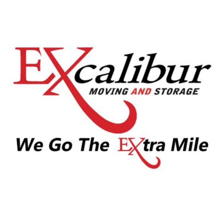 Excalibur Moving and Storage Deuren