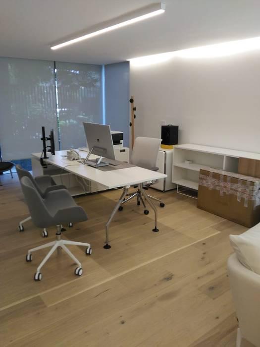 Diseño y Construcción de Oficinas Arquitectura Progresiva Oficinas y tiendas