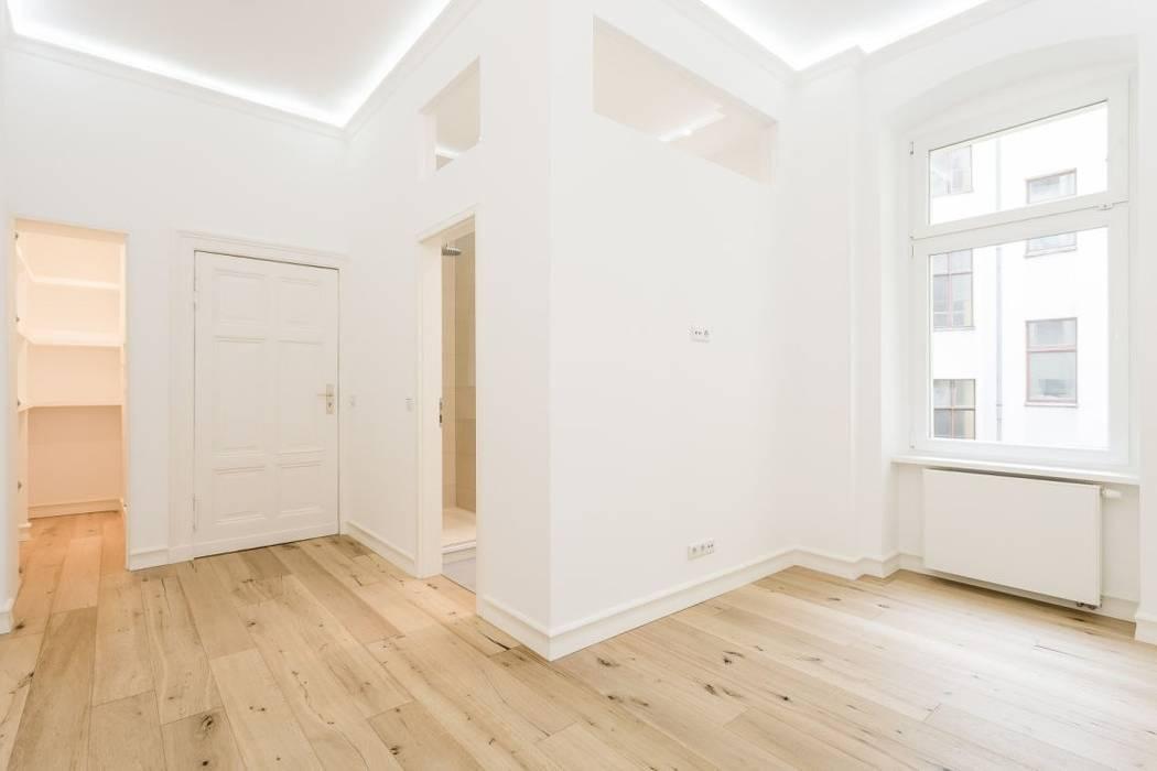 Helle Holzdielen von Traumboden24 Modern Holz Holznachbildung