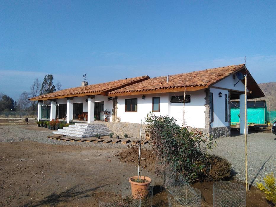 Construcción de Casas Llave en Mano Casas de estilo colonial de Casas Altair Colonial Metal