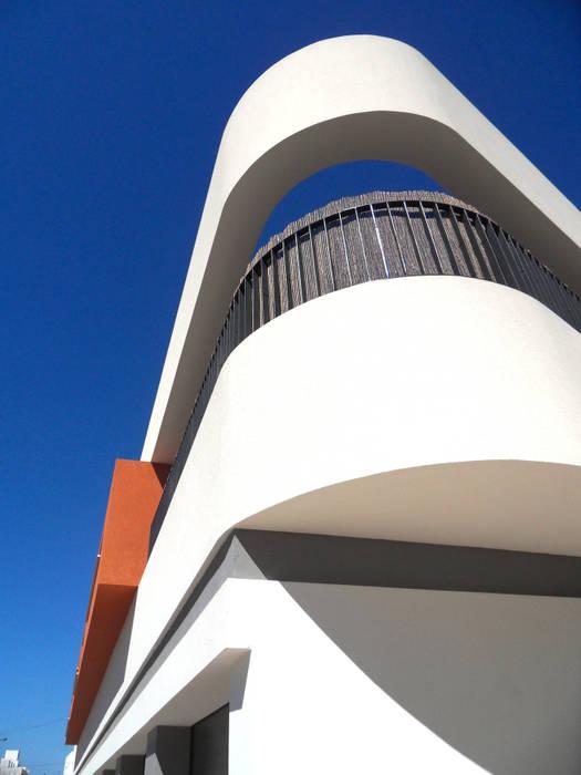 Luís Duarte Pacheco - Arquitecto Rumah tinggal