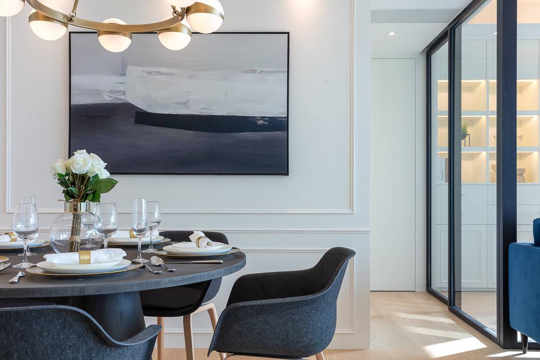 Grande Interior Design Modern Dining Room