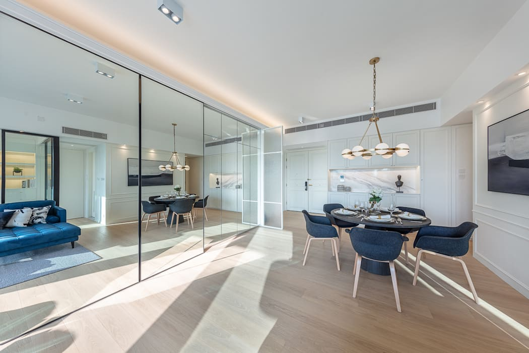 Grande Interior Design Modern Living Room