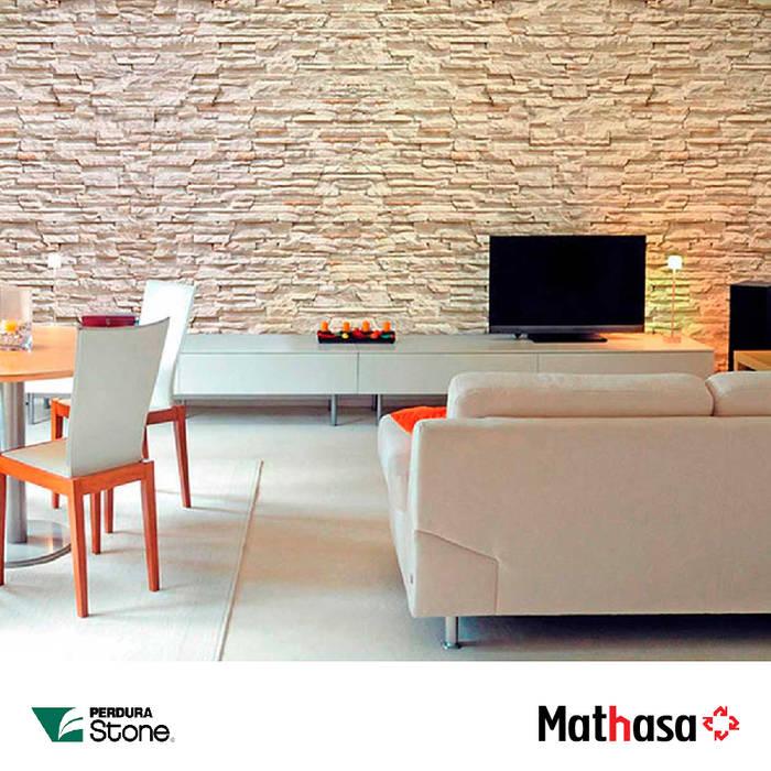 Mathasa Multi-Family house Stone White