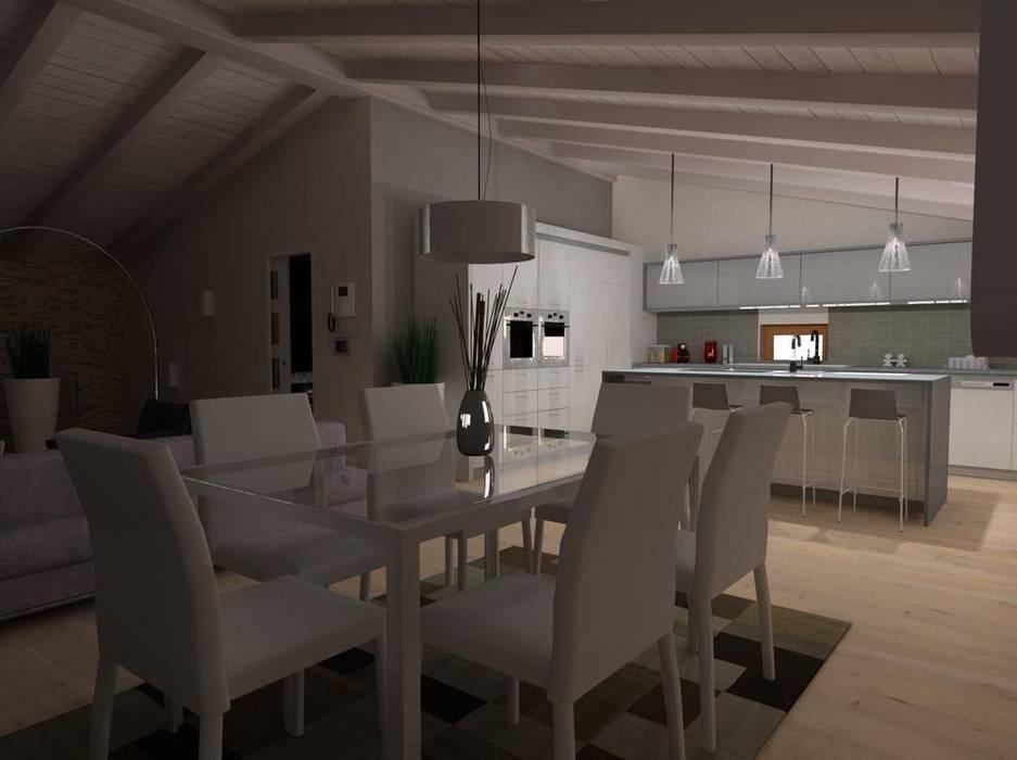 ROMAZZINO C.S. SERVICE SRL Modern living room