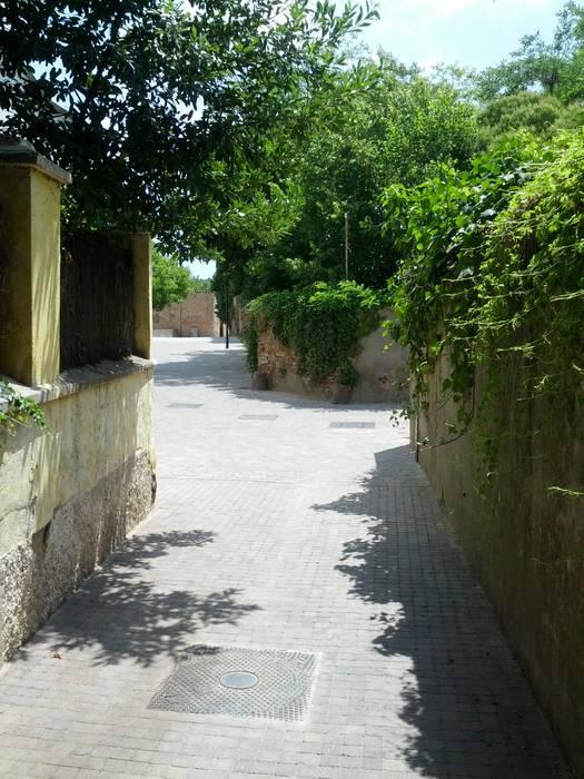 Passatge de Sant Martí de AMSA Arquitectura SLP Ecléctico