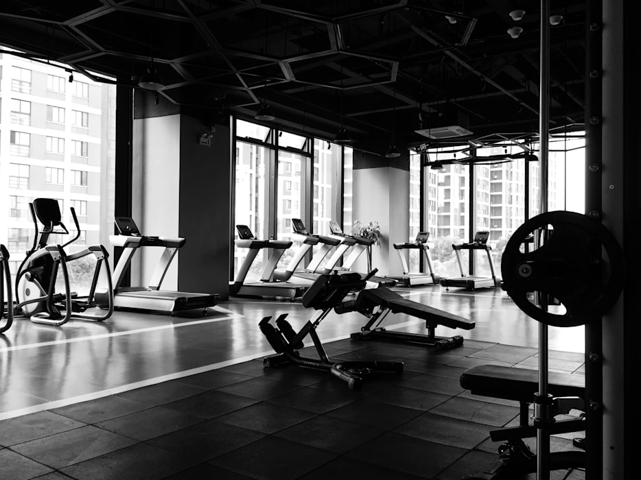 Commercial gym Builders Commercial Spaces