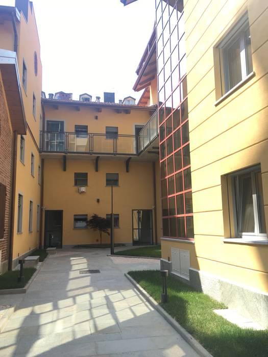 Ristrutturazione Milano - Appartamento Case moderne di NNBuilding Moderno
