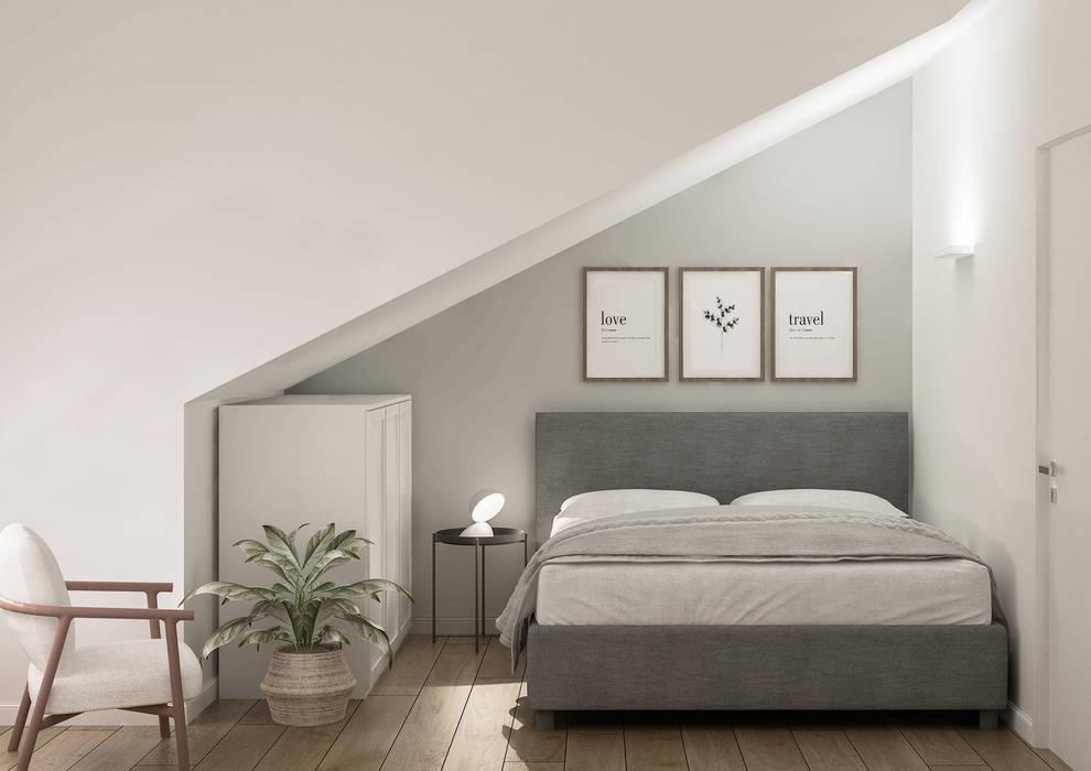 Bongio Valentina Modern style bedroom