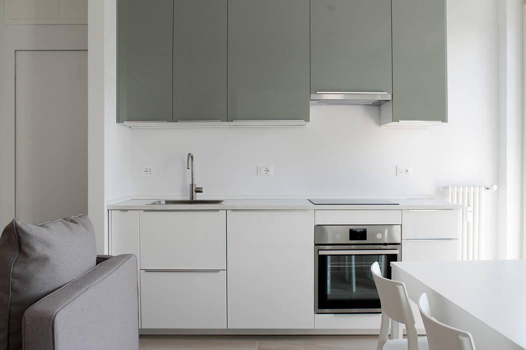 Monolocale in Milano, Montalbino - 30mq Bongio Valentina Cucina moderna