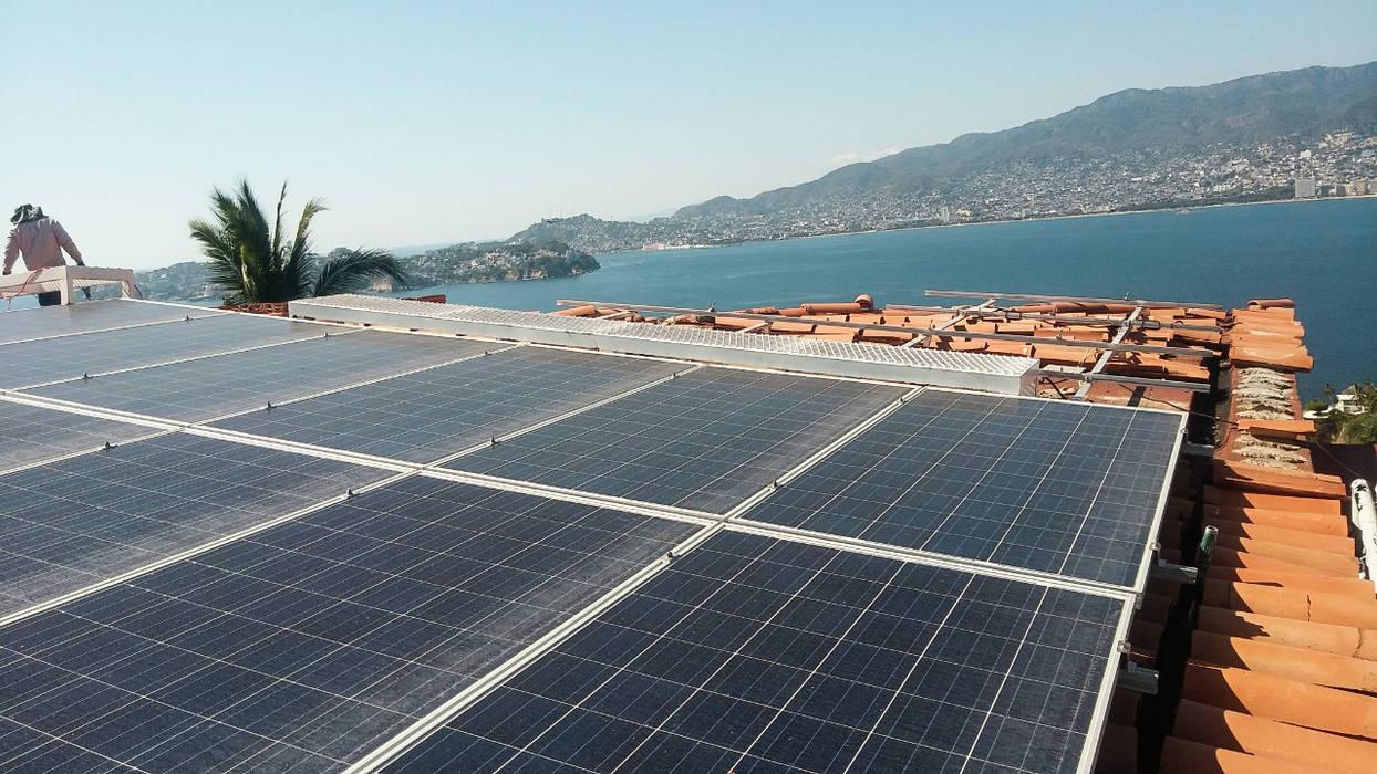 Las Brisas Acapulco Smart.haus Techos a dos aguas