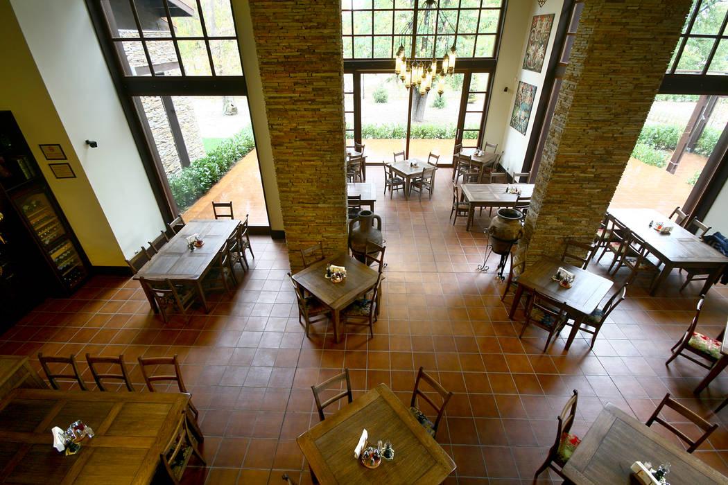 Parka Restaurant de Gresmanc Mediterráneo Cerámico