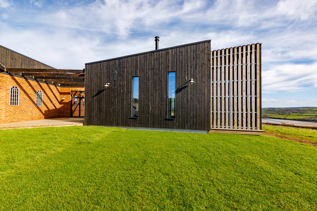 Arco2 Architectural Build Cornwall by Arco2 Architecture Ltd Modern
