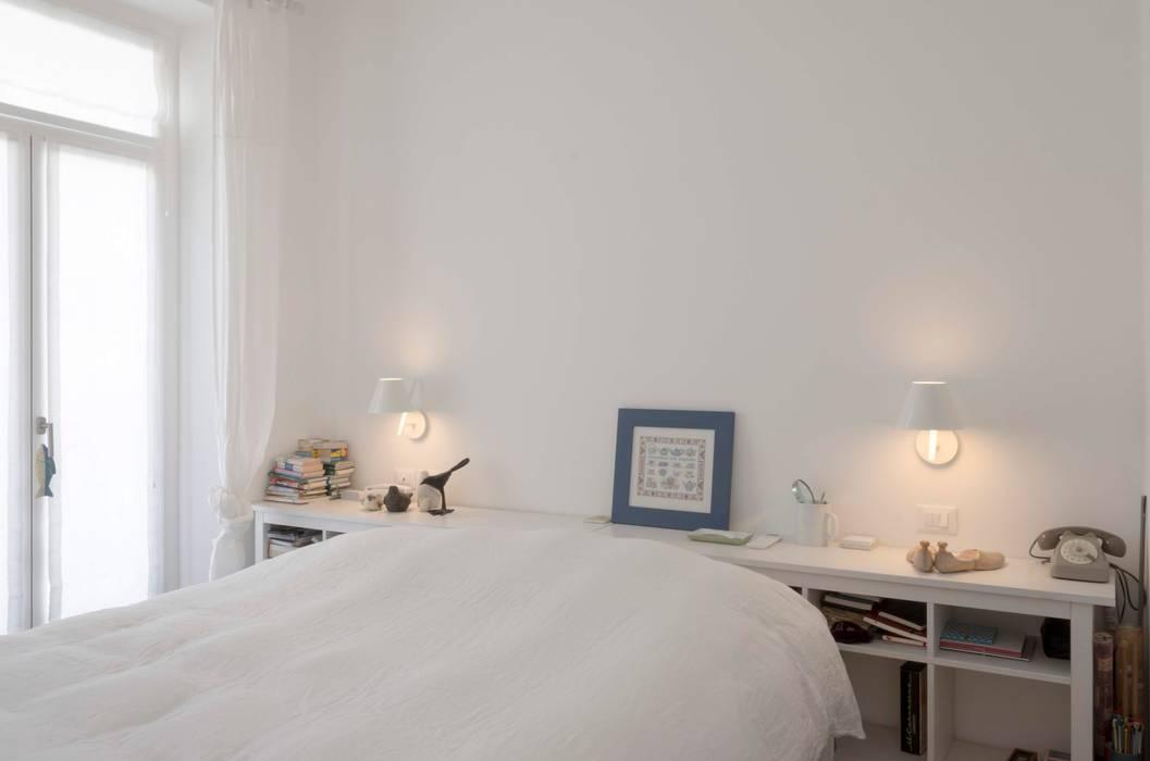 La camera da letto Angela Baghino Camera da letto in stile scandinavo