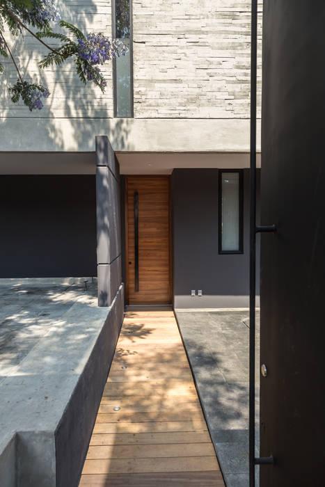 emARTquitectura Arte y Diseño Koridor & Tangga Modern